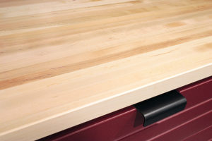 custom garage cabinet countertops