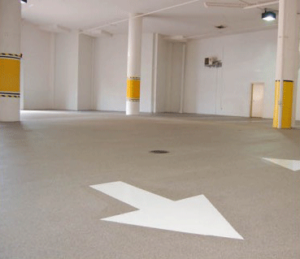 Quartz Garage Flooring
