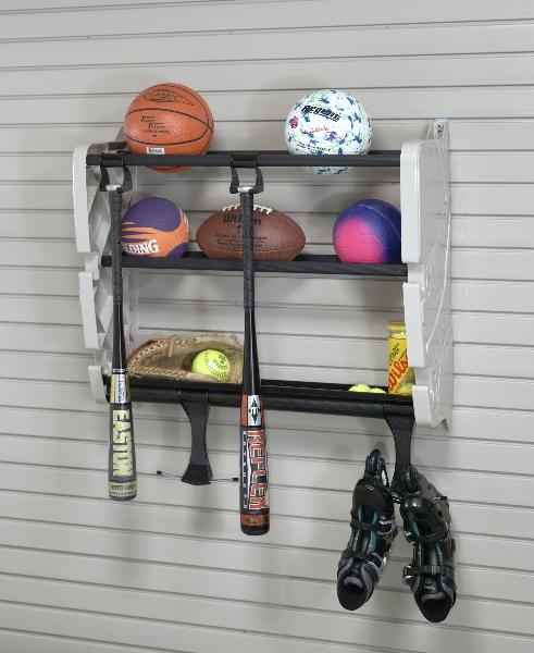 Garage Sports Organizer: Easy Ways To Organize Your Garage This Weekend!