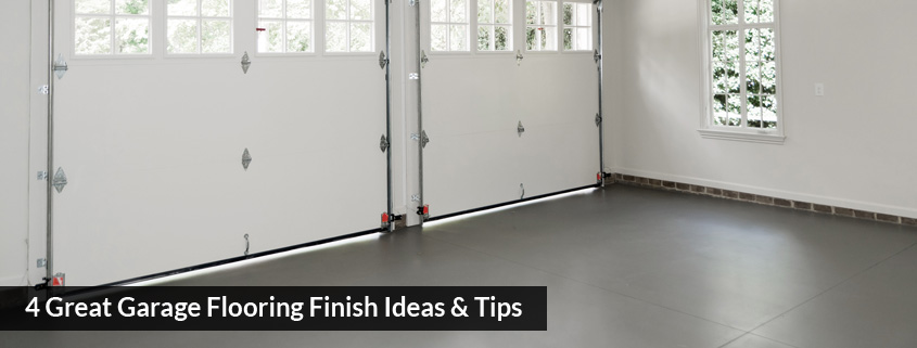 Great garage flooring finish ideas tips global