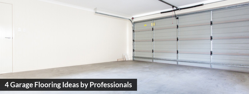 Garage flooring ideas by professionals global