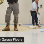 Epoxy Floor Coating for Garage Floors