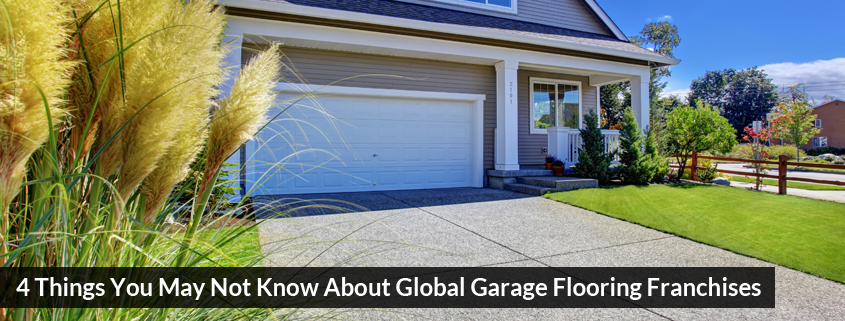 4 things you may not know about global garage flooring for Top garage franchise