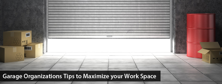 Garage organization tips to maximize your work space for Maximize garage storage