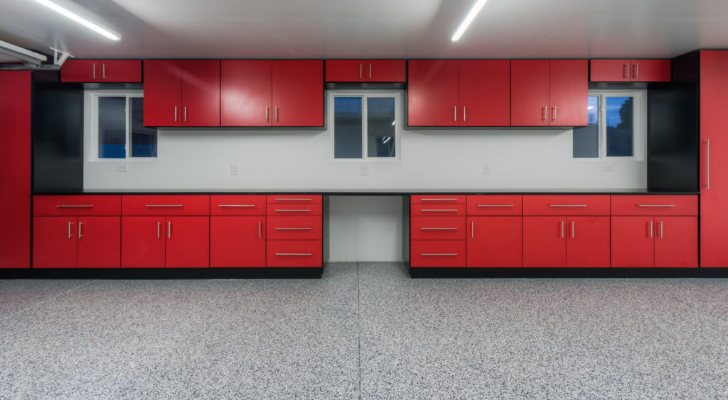 Custom Garage Cabinets Global Flooring