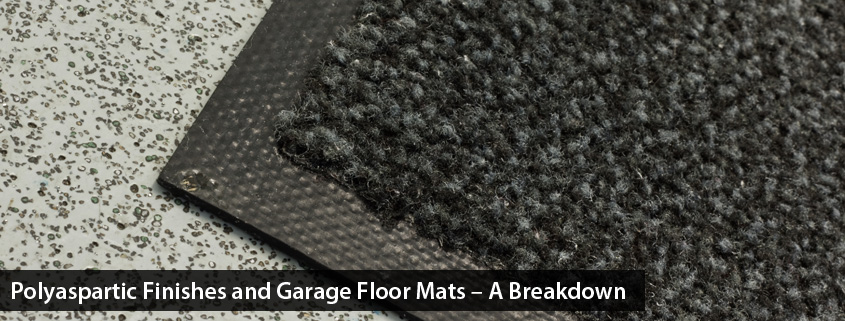 finishes and garage floor mats u2013 a breakdown